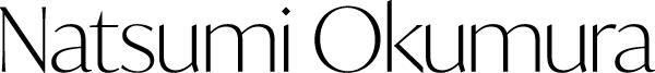 Natsumi Okumura Logo